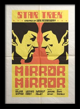 Star Trek - Mirror Mirror Framed poster