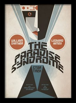Star Trek - The Paradise Syndrome Framed poster
