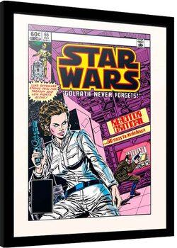 Framed poster Star Wars - Golrath Never Forgets