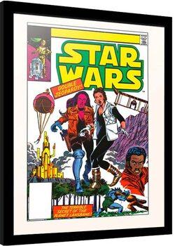 Framed poster Star Wars - Lashbane