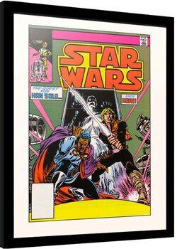 Framed poster Star Wars - Return to Stenos