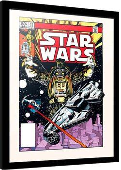 Framed poster Star Wars - To Take the Tarkin