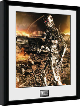Terminator 2 - Endo plastic frame