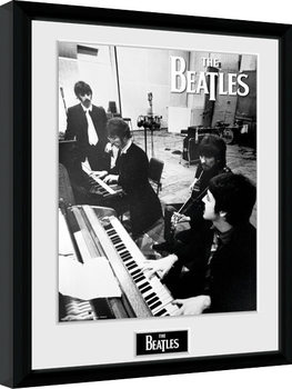 The Beatles - Studio Framed poster