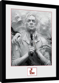 The Evil Within 2 - Key Art Framed poster