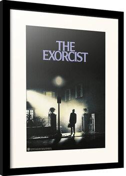 Framed poster The Exorcist