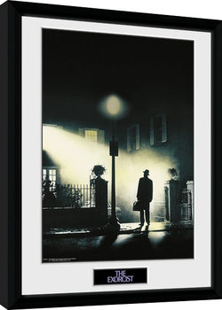 Framed poster The Exorcist - Key Art