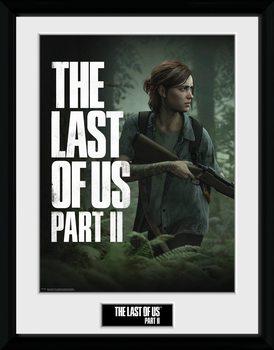 The Last Of Us Part 2 - Key Art Framed poster
