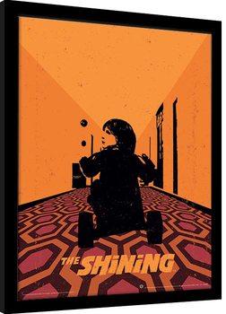 The Shining - Corridor Framed poster