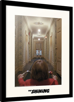 Framed poster The Shinning