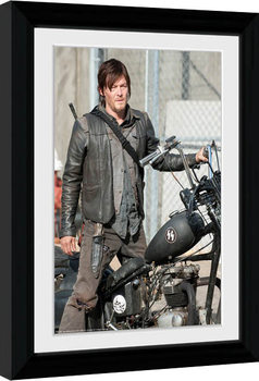 THE WALKING DEAD - Daryl Framed poster