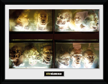 The Walking Dead - In A Pickle Framed poster