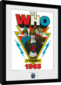 The Who - Bolts Framed poster