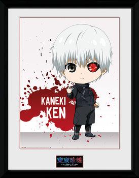 Tokyo Ghoul - Chibi Ken plastic frame