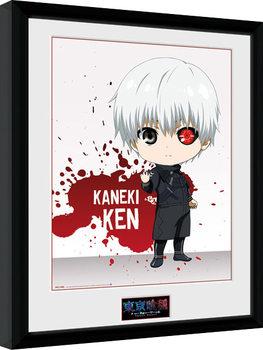 Tokyo Ghoul - Chibi Ken Framed poster