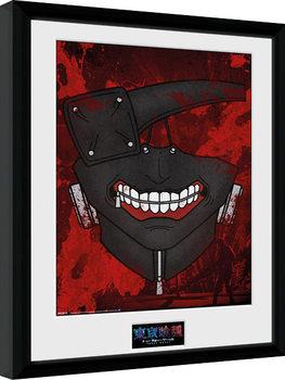 Tokyo Ghoul - Mask Framed poster