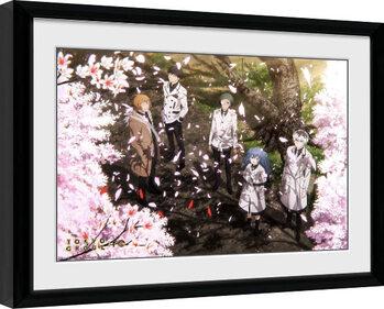 Framed poster Tokyo Ghoul: Re - Sakura Blossom