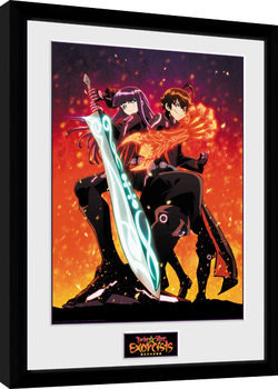 Twin Star Exorcists - Exorcists Framed poster