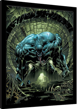 Venom - Sewer Dweller Framed poster