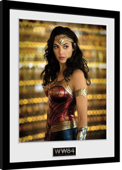 Framed poster Wonder Woman 1984 - Solo