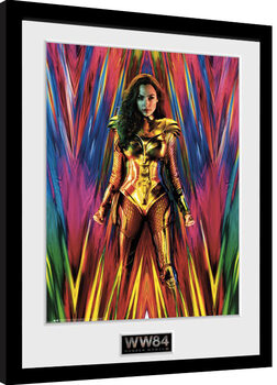 Framed poster Wonder Woman 1984 - Teaser