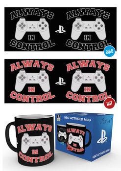 Caneca Playstation - In Control