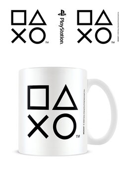 Cup Playstation - Shapes