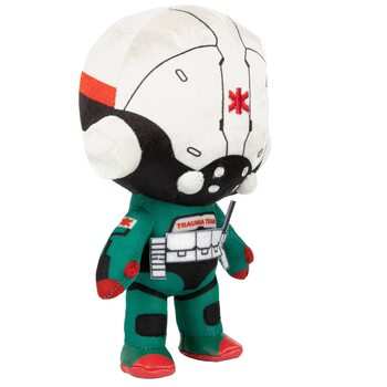 Plush toy Cyberpunk 2077  - Trauma Team Security Specialist