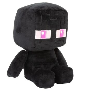 Plush toy Minecraft - Enderman