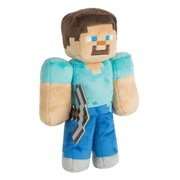 Plush toy Minecraft - Steve