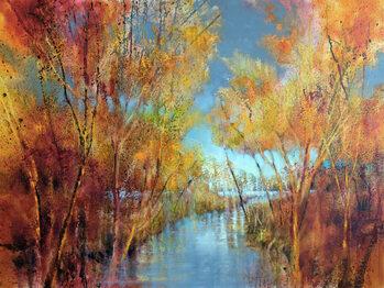 Illustration Autumn joy