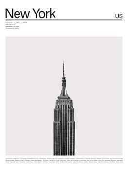 Illustration City New York 2