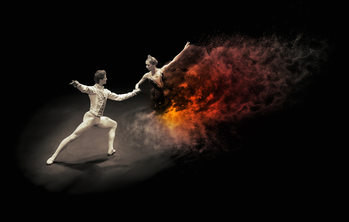 Art Print on Demand Dance With the ...