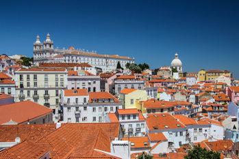 Umělecká fotografie  Davidovo foto Lisabonu EN