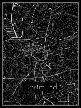 Map of Dortmund