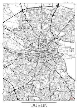 Map Dublin