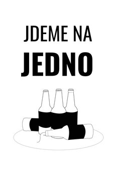 Illustration Jdeme na jedno
