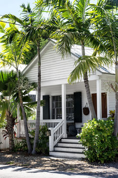 Art Print on Demand Key West Architecture