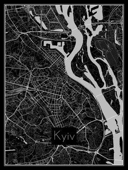 Map of Kyiv
