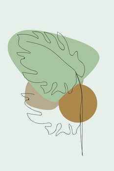 Illustration Leafs