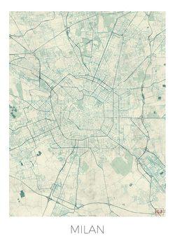 Illustration Milan