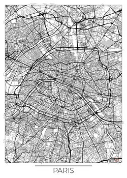 Map Paris