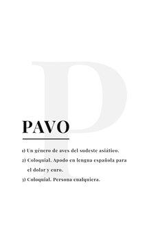 Illustration Pavo