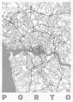 Map Porto