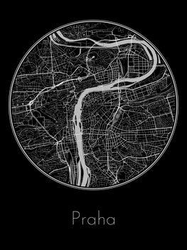 Map of Praha
