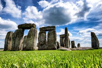 Art Print on Demand Stonehenge - Historic Wessex