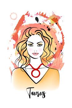 Illustration Taurus