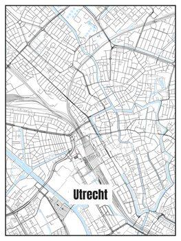 Map of Utrecht