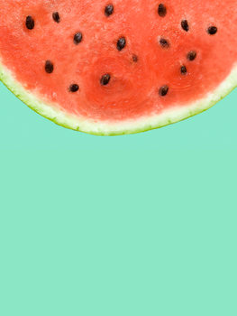 Art Print on Demand watermelon1