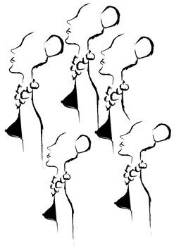 Illustration Women